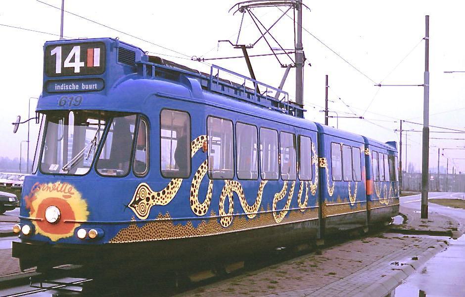Corneille tram